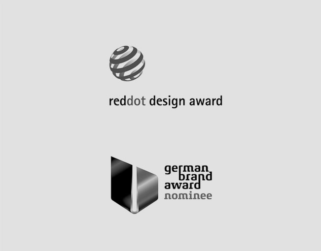 GCSC Tätigkeitsbericht, reddot Award, German Brand Award Nominee